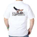 Patriot Dart League Golf Shirt