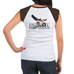 Patriot Dart League Women's Cap Sleeve T-Shirt