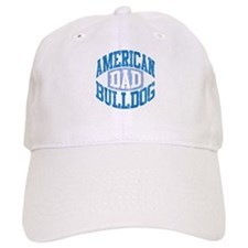 AMERICAN BULLDOG DAD Baseball Cap