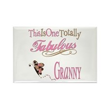 Fabulous Granny Rectangle Magnet (100 pack)