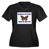 Monarch Butterfly Trapped In A Man's Body Women's