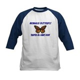 Monarch Butterfly Trapped In A Man's Body Tee