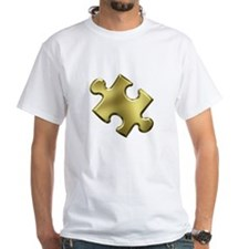 Puzzle Piece Ala Carte 1.3 (Gold) Shirt