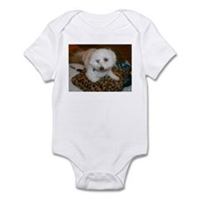 I KNOW YOU WANT ME INFANT BODYSUIT