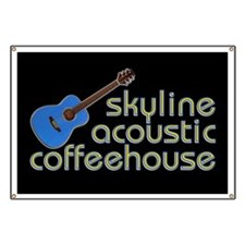 2008 Acoustic Coffeehouse Banner