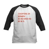 Counting in Binary Tee