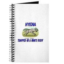 Hyena Trapped In A Man's Body Journal
