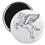 "Chasing Pegasus 2.25"" Magnet (10 pack)"