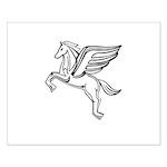 Chasing Pegasus Small Poster