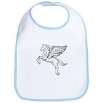 Chasing Pegasus Bib