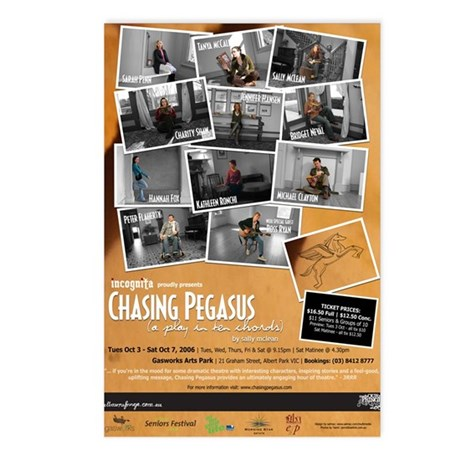 Chasing Pegasus Postcards (Package of 8)