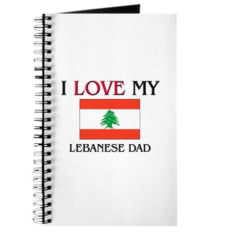 I Love My Lebanese Dad Journal