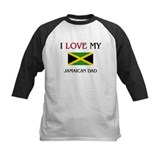 I Love My Jamaican Dad Tee