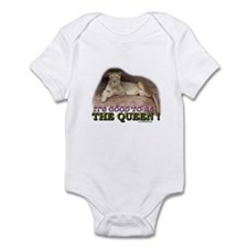 It's good to be The Queen Infant Bodysuit