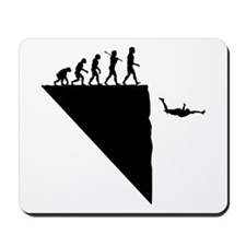Base Jumper Mousepad