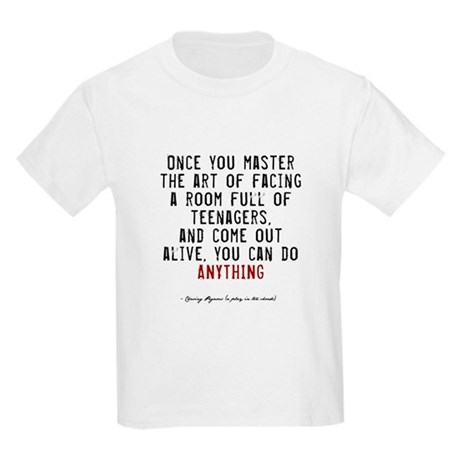 Teacher Quote Kids Light T-Shirt