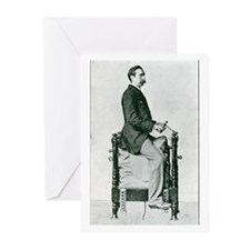 Greeting Cards (Pk of 10)Horse Riding Machine
