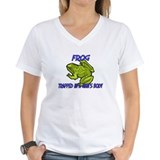 Frog Trapped In A Man's Body Shirt