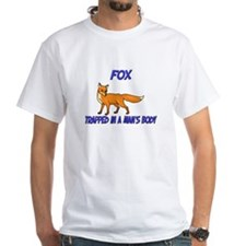 Fox Trapped In A Man's Body Shirt