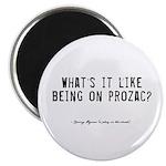 Prozac Quote Magnet