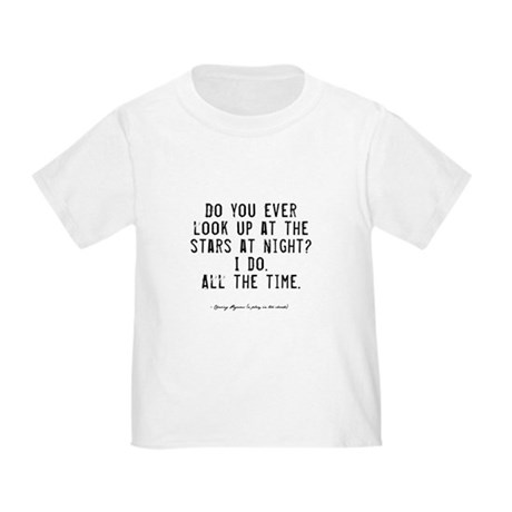 Stars Quote Toddler T-Shirt
