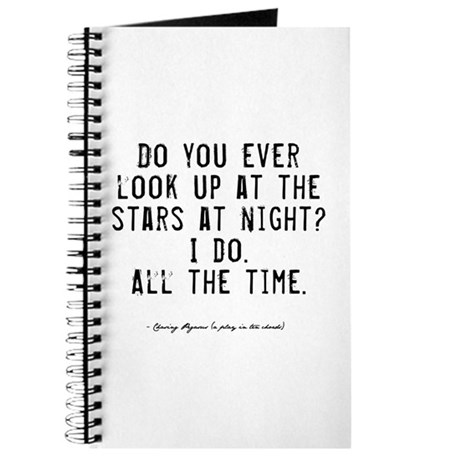 Stars Quote Journal