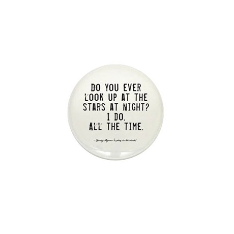 Stars Quote Mini Button (10 pack)