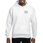 Souls Quote Hooded Sweatshirt