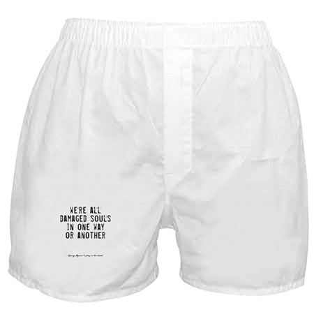 Souls Quote Boxer Shorts
