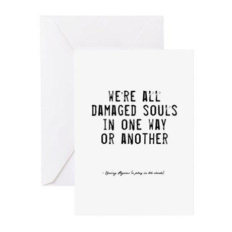Souls Quote Greeting Cards (Pk of 10)