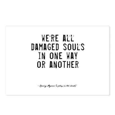 Souls Quote Postcards (Package of 8)