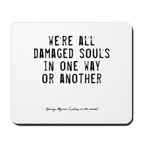 Souls Quote Mousepad