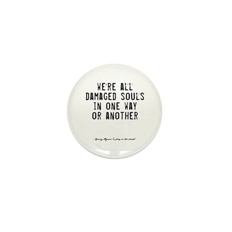 Souls Quote Mini Button (10 pack)