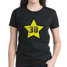 30th Birthday Star Tee