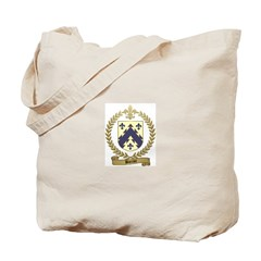 BARRIOT Family Crest Tote Bag
