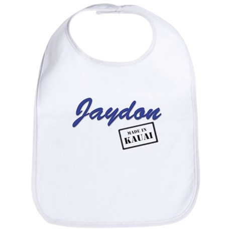 Jaydon Made In Kauai - Bib