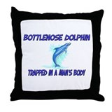 Bottlenose Dolphin Trapped In A Man's Body Throw P