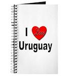 I Love Uruguay Journal