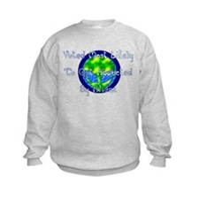 Get Abducted By Aliens Sweatshirt