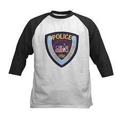 Trenton PD Kids Baseball Jersey