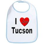 I Love Tucson Arizona Bib