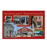 Postcards of Newburyport (Package of 8)