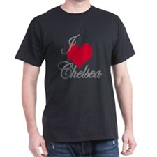 I love (heart) Chelsea T-Shirt