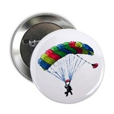"Sky Diver 2.25"" Button (10 pack)"
