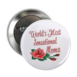 "Sensational Memas 2.25"" Button (10 pack)"