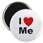 I Love Me Magnet
