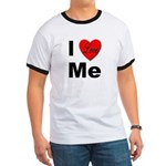 I Love Me (Front) Ringer T