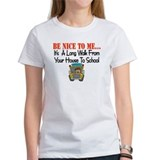 be nice to me bus driver Tee