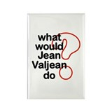 Jean Valjean Rectangle Magnet (10 pack)
