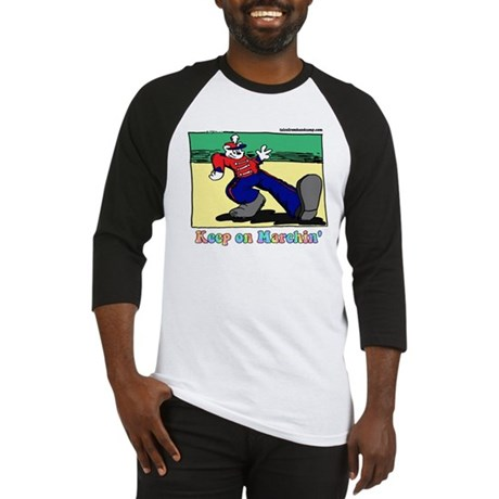 Keep on Marchin' Baseball Jersey